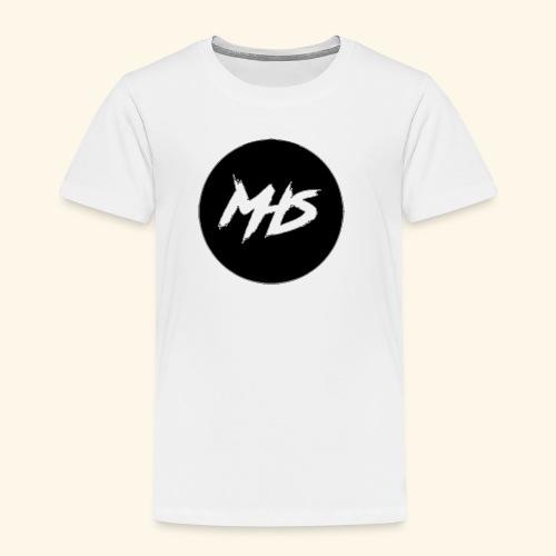 Watermerk - Zwart - Kinderen Premium T-shirt