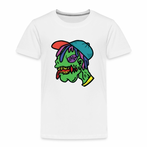 Monsta official logo - Kids' Premium T-Shirt