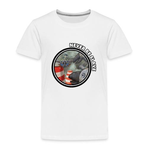 Steelcrows - Maglietta Premium per bambini