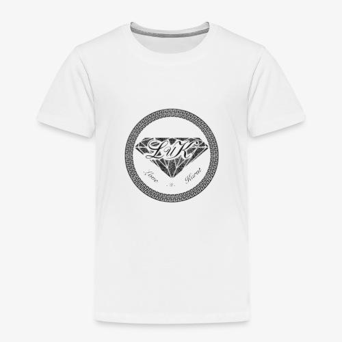 LOVE U KARAT - Kinder Premium T-Shirt