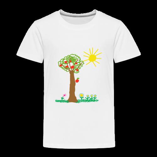 Der Frühling - Kinder Premium T-Shirt