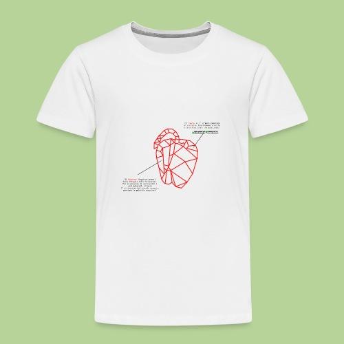 PeperoneCol - Maglietta Premium per bambini