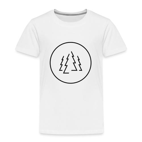 Schwarzwaldfilm im Kreis - Kinder Premium T-Shirt