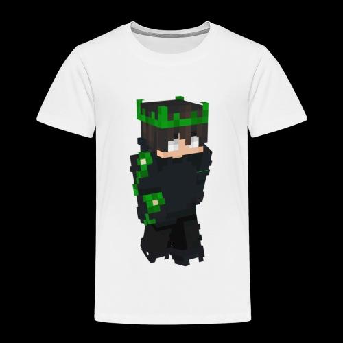 Mein Minecraft-skin - Kinder Premium T-Shirt
