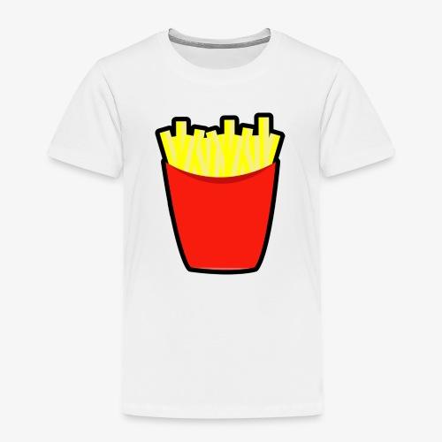 Pommes design - Kinder Premium T-Shirt