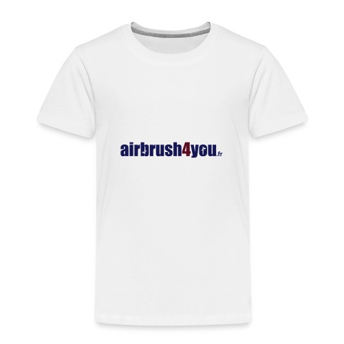 Airbrush4You.fr Airbrush France - Kinder Premium T-Shirt