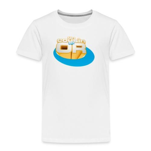 Un cousin en or © - T-shirt Premium Enfant
