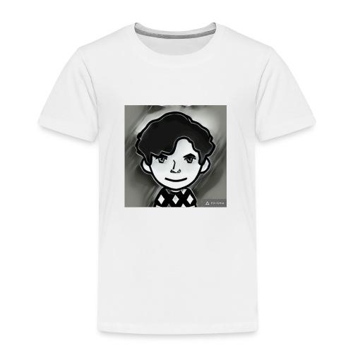 cool animated me - Kids' Premium T-Shirt