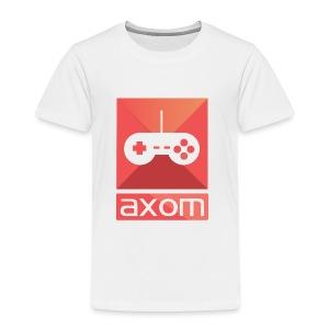 Axom Logo Vertical - Kinder Premium T-Shirt