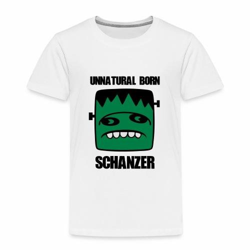 Fonster unnatural born Schanzer - Kinder Premium T-Shirt