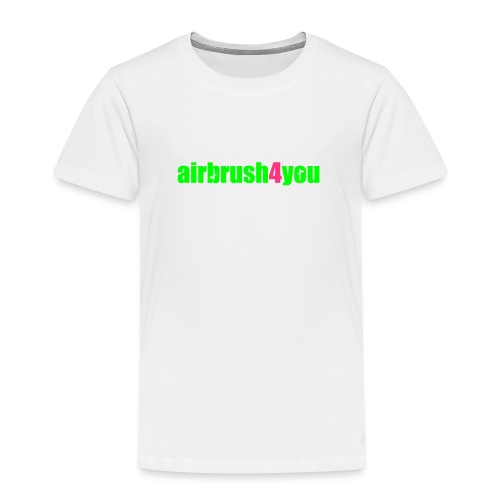 Airbrush 4 You - Kinder Premium T-Shirt