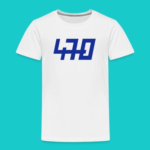 470er Bootsklasse - Kinder Premium T-Shirt
