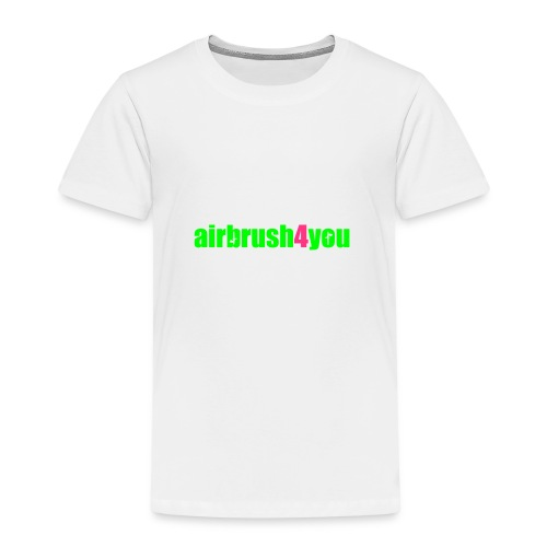 Airbrush 4 You - Kinder Premium T-Shirt