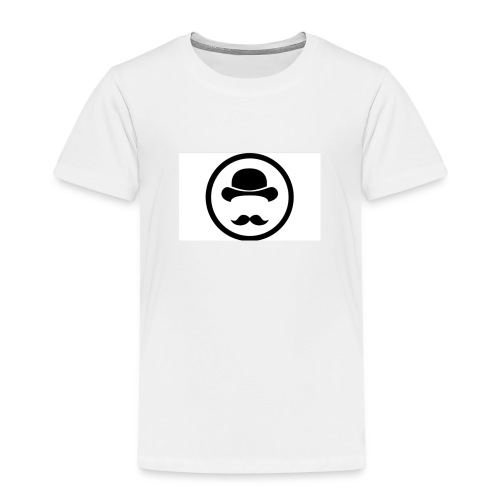 Bigote Logo La Trompa - Camiseta premium niño