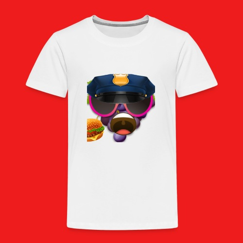 Bürger Polizei - Kinder Premium T-Shirt