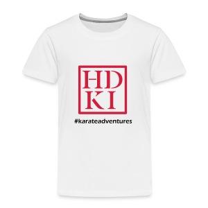 HDKI karateadventures - Kids' Premium T-Shirt