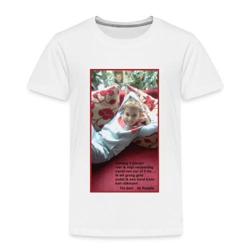 ZIWSQSsJ91xd - Kinderen Premium T-shirt