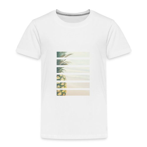 Tropic - Koszulka dziecięca Premium