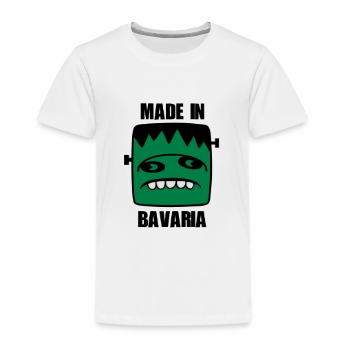 Fonster made in Bavaria - Kinder Premium T-Shirt