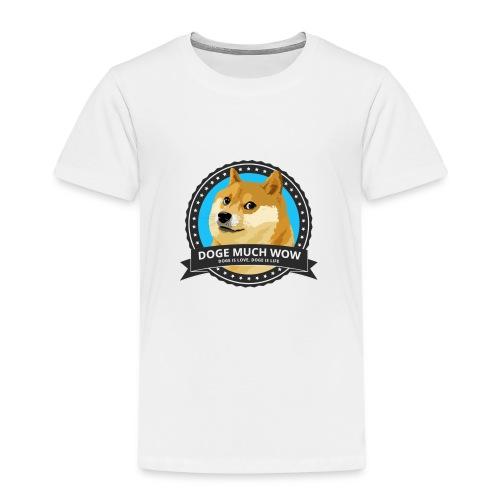 Doge merch - Kinderen Premium T-shirt
