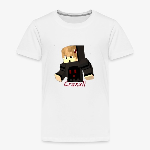 CraxxliMerch - Kinder Premium T-Shirt