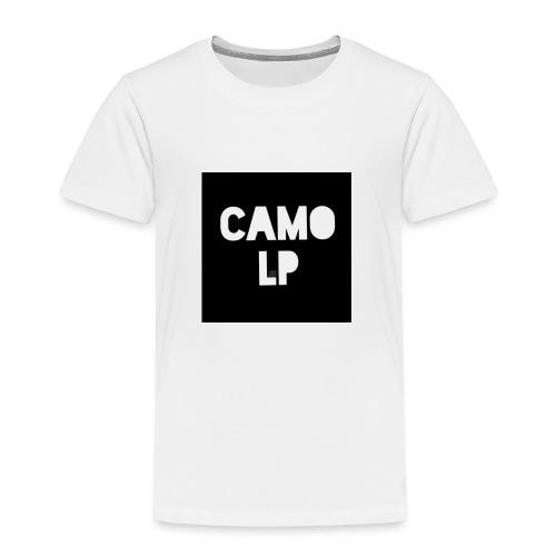 Camo lp logo - Kinder Premium T-Shirt