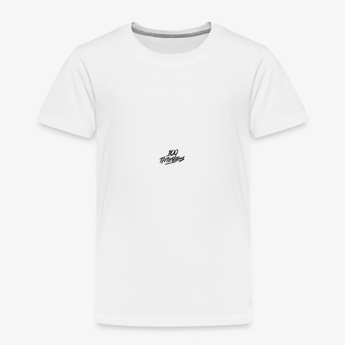 100 Thieves (White Collection) - Kids' Premium T-Shirt