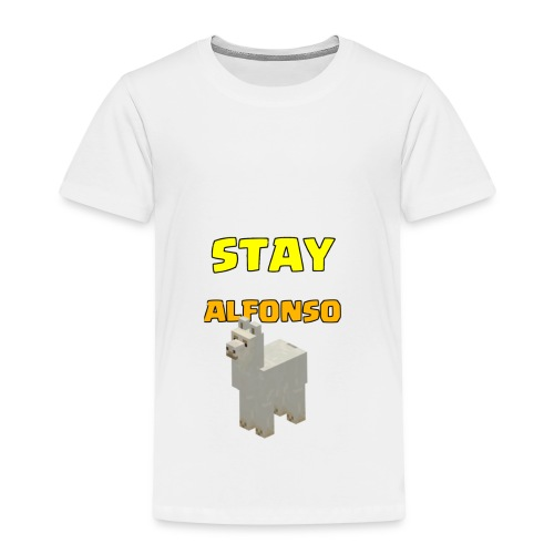 Stay alfonso - Maglietta Premium per bambini