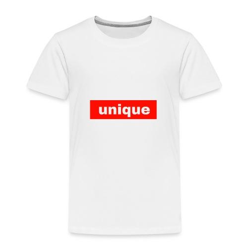 unique - Kids' Premium T-Shirt