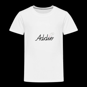 Addie clothing + accessories - Premium-T-shirt barn