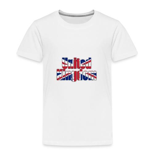 UK - Kids' Premium T-Shirt