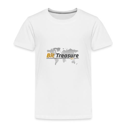 Bit Treasure - Kinder Premium T-Shirt