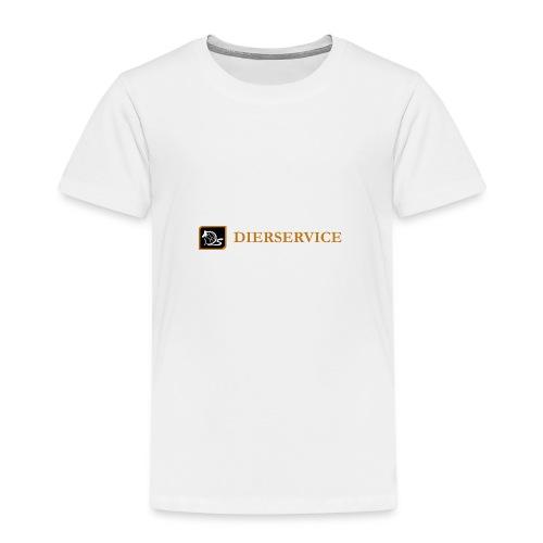 Dierservice Netherland - Kinder Premium T-Shirt