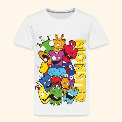 monster - Kinder Premium T-Shirt