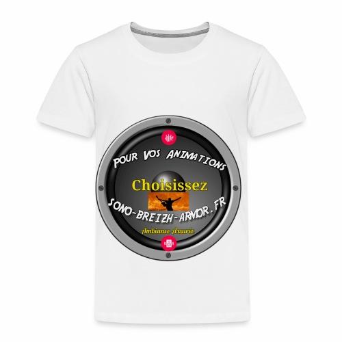 Breizh-Animation - T-shirt Premium Enfant