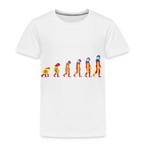 évolution catalane - T-shirt Premium Enfant