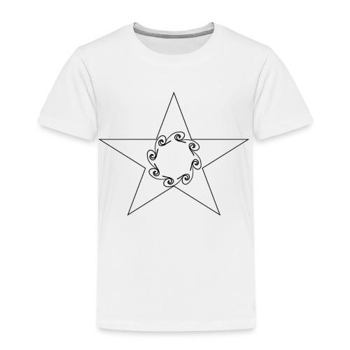 Star - T-shirt Premium Enfant