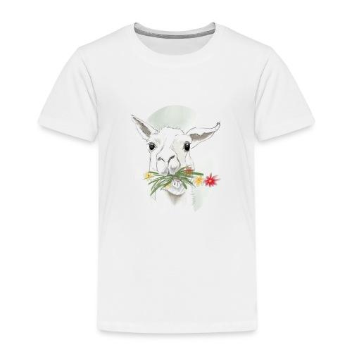 Lola Llama - Kinder Premium T-Shirt
