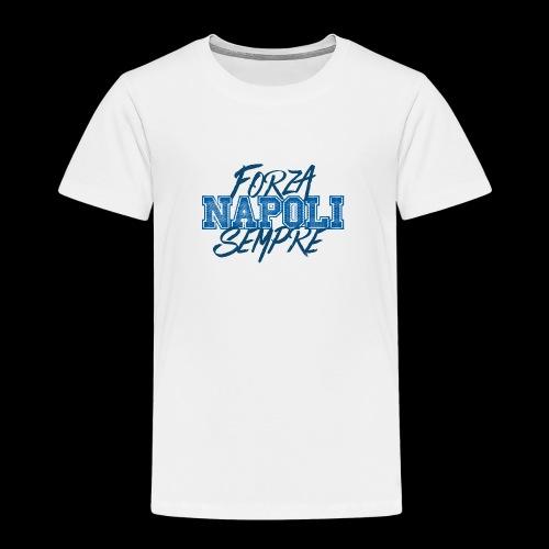 Forza Napoli Sempre - Maglietta Premium per bambini