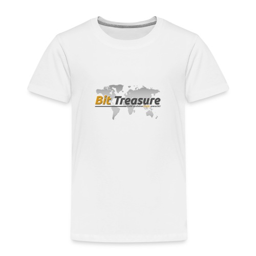 Bit Treasure - Kinder Premium T-Shirt