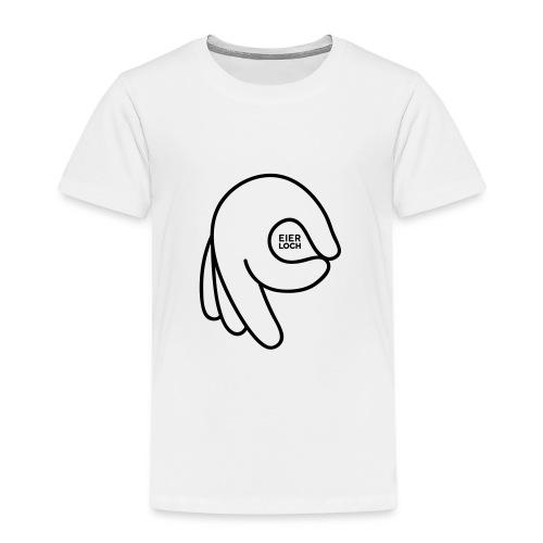 Eierloch - Kinder Premium T-Shirt