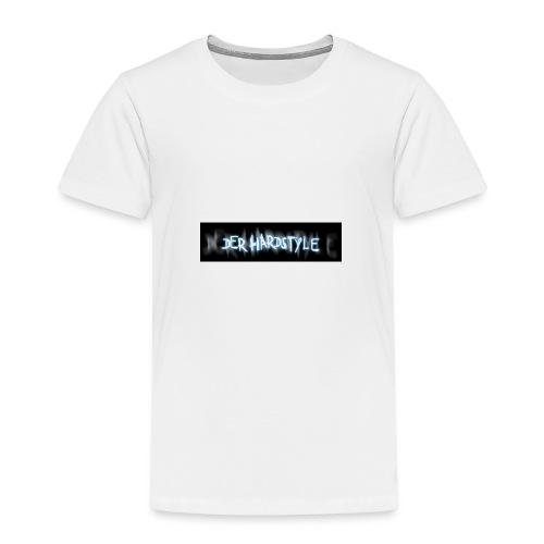 DerHardstyle.ch Kleines Logo - Kinder Premium T-Shirt