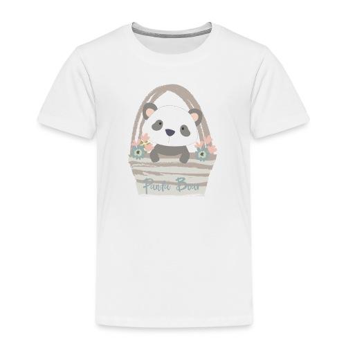 Panda Bear   Panda Beer - Kinderen Premium T-shirt