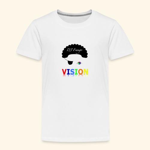 DJ Frango - Vision Track Artwork - Kids' Premium T-Shirt