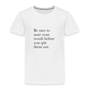 new life quotes - Kids' Premium T-Shirt