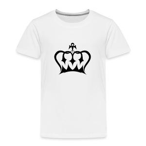 KING - Premium-T-shirt barn
