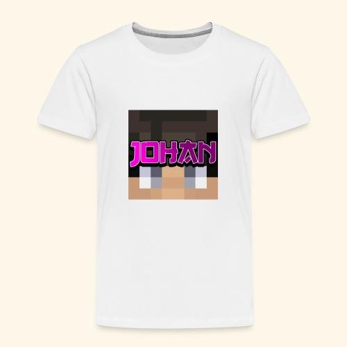 Johan avatar - Premium T-skjorte for barn
