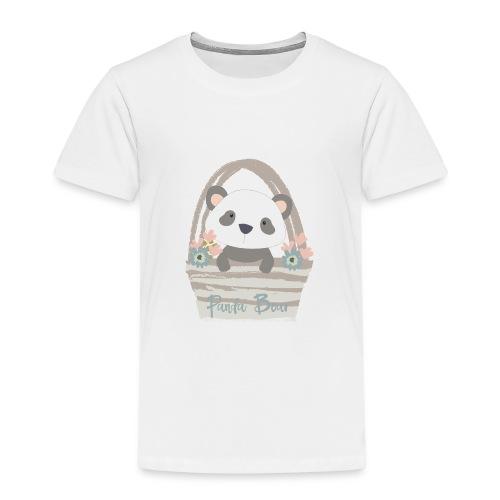 Panda Bear | Panda Beer - Kinderen Premium T-shirt