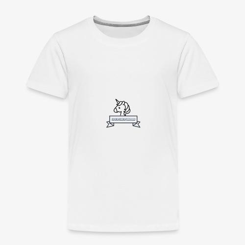 LIFE IS LIKE A UNICORN - Kinder Premium T-Shirt