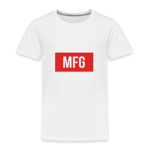 MFG on Youtube Logo - Kids' Premium T-Shirt